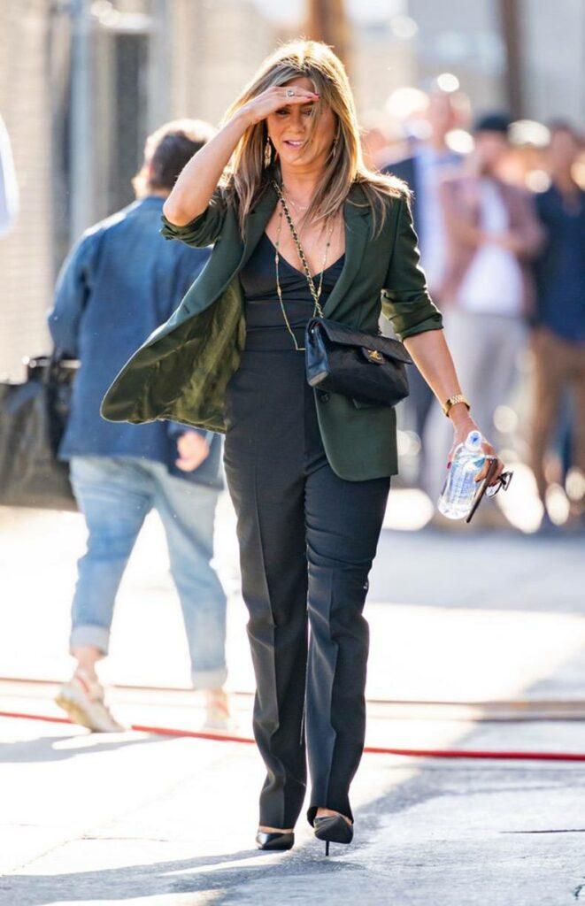 Jennifer Aniston con Blazer