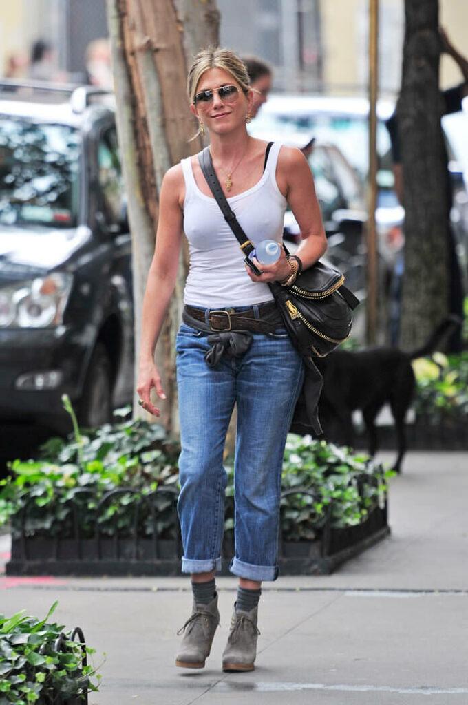 Moda Jennifer Aniston