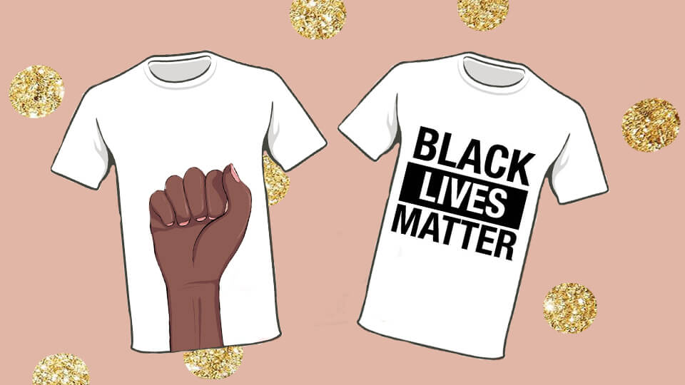 Black Lives Matter Catálogo Camisetas