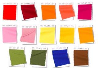 Colores Moda 2020