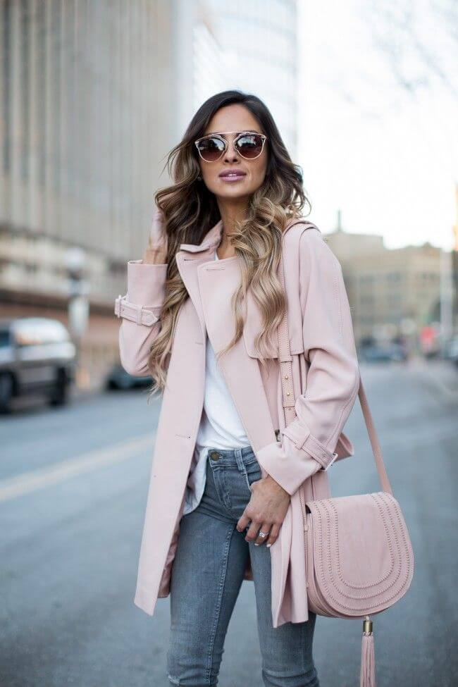 Trench Pink