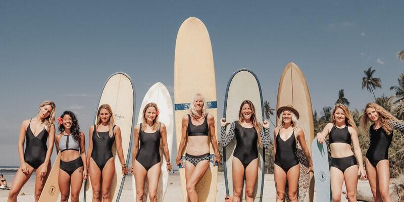 Catálogo H&M Women+Waves 2020