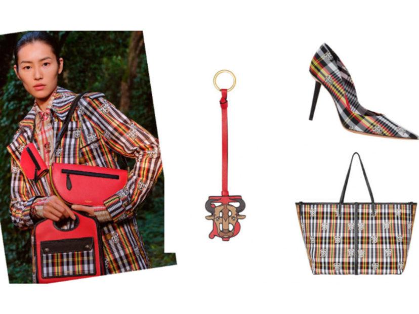 Catálogo Moda Burberry