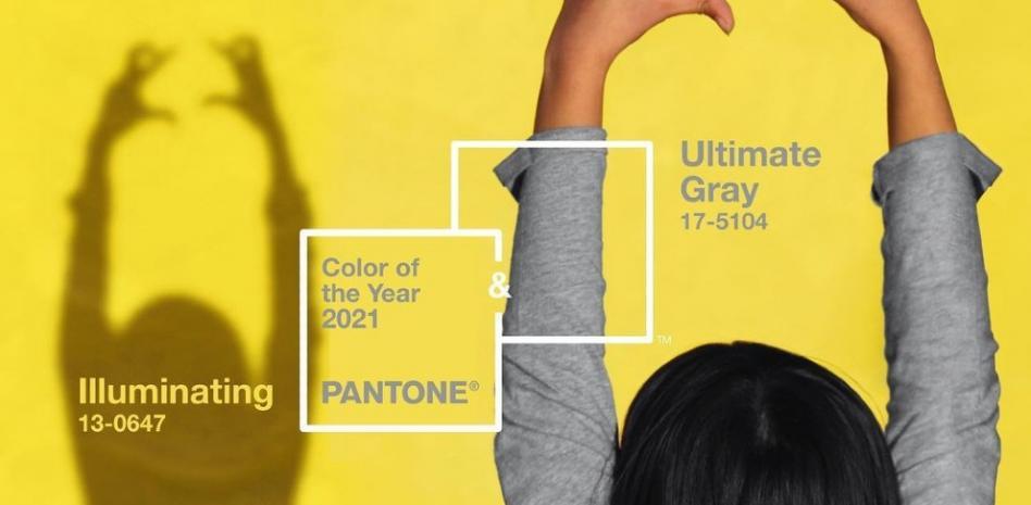 Colores de Moda en 2021 elegidos por Pantone