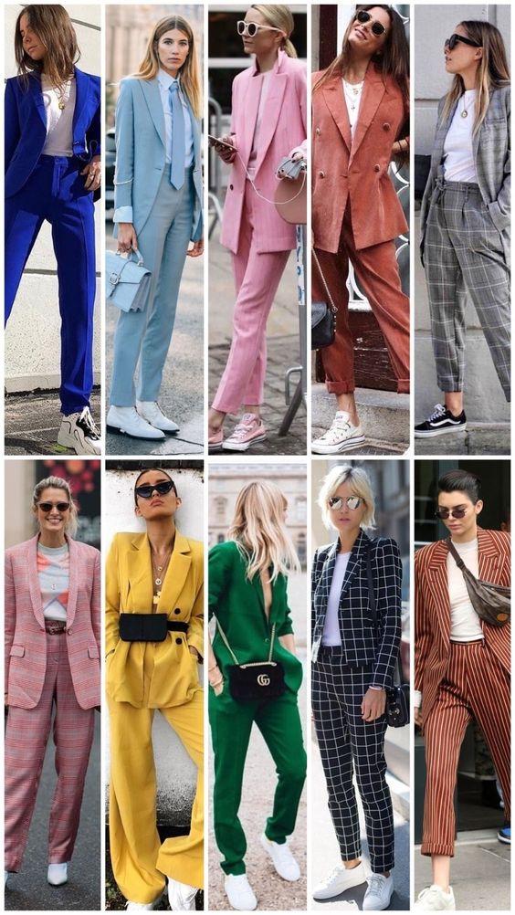 Catálogo de ropa cómoda de tendencia en 2021