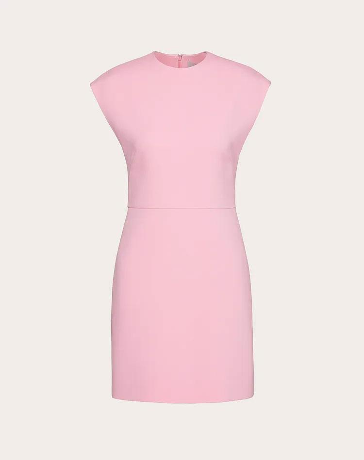 Zara y su Vestido clon de Valentino 2021