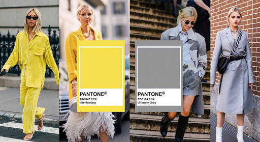 Looks en color amarillo son la tendencia de 2021