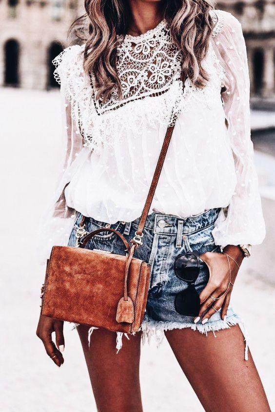 Blusas y camisas de moda