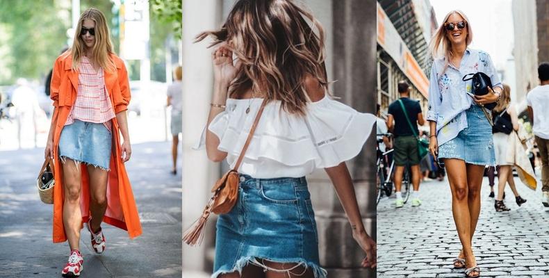 Las Faldas de Tendencia para Primavera 2021
