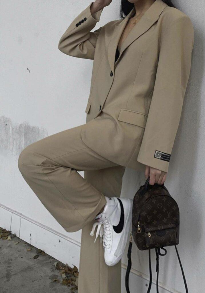 Looks con zapatillas Nike Blazer Mid´77