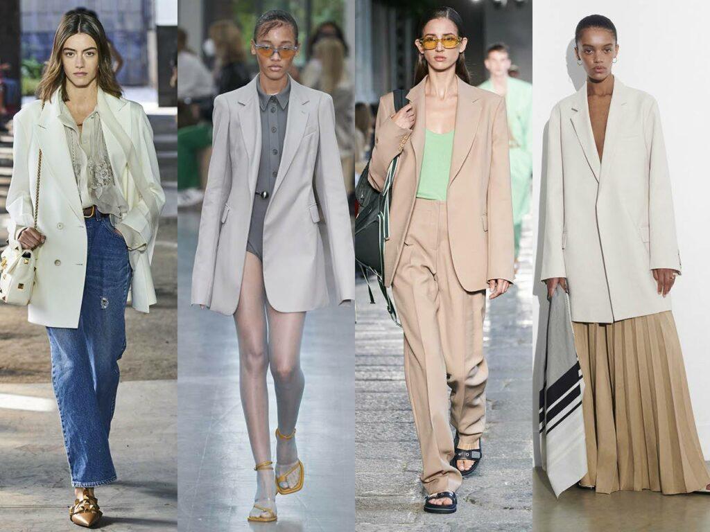 Catálogo de tendencias con looks de Primavera 2021