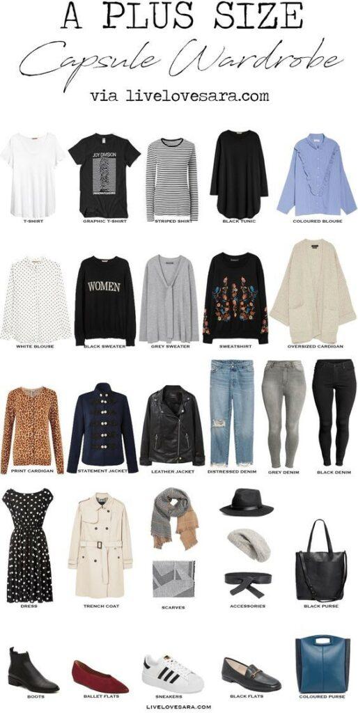 Looks sencillos para tu armario de primavera
