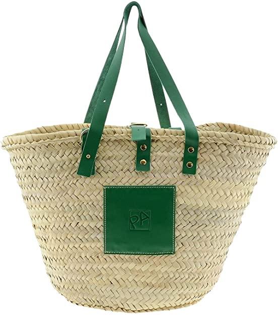 Los bolsos del verano 2021 son así de naturales