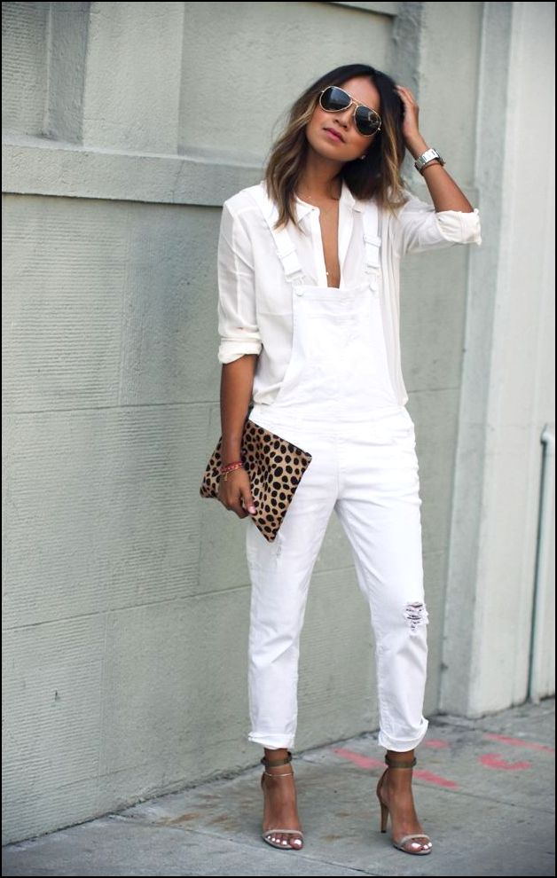 Color blanco con animal print