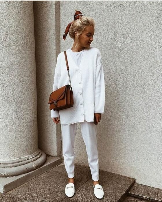 Look color blanco