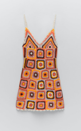 Catálogo de Vestidos Zara para Primavera 2021