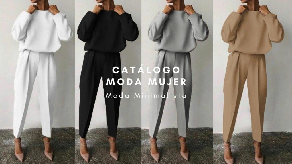 La Moda Minimalista es una tendencia en 2021