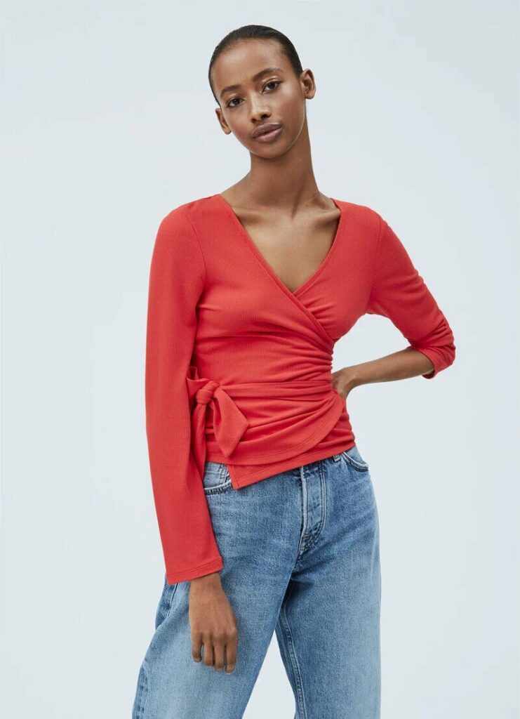 Camista Tops Pepe Jeans