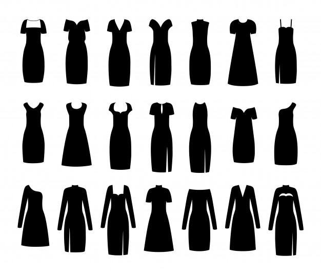 Los Vestidos Negros que interesa tener