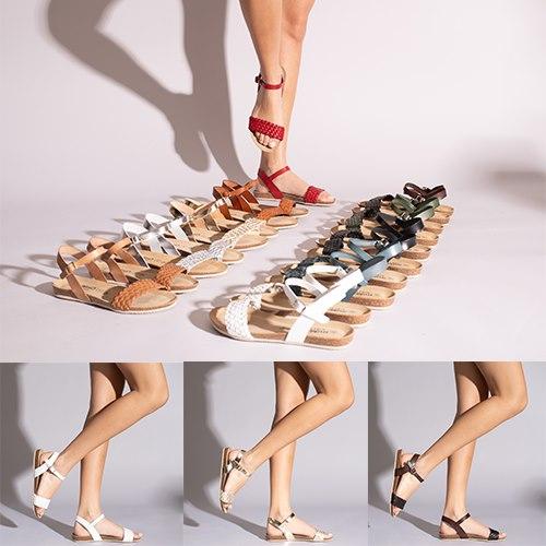 Planas sandalias tendencia 2021 miMaO
