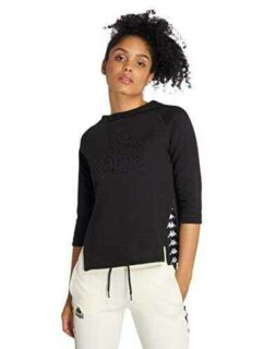 Kappa Alkhe Authentic Fleece Camiseta Manga Larga b07h3p2tn8
