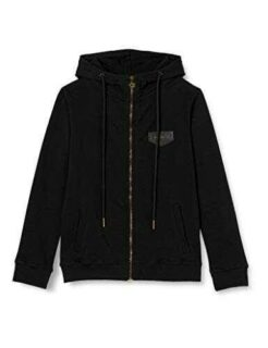 Gianni Kavanagh Black Core Hoodie Jacket Sudadera b08dt4qvx6