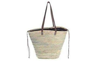 Afrikan Bags Bolso Capazo de Palma| Bolso de Palma de b08dydv3yf