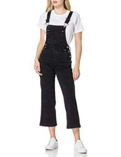 Pepe Jeans Shay Peto 000denim M para Mujer b08d6h8s3c