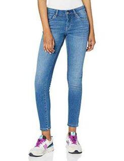 Pepe Jeans Soho Jeans 000denim 27 para Mujer b08d5qnr2l