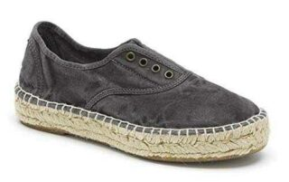 NATURAL WORLD Eco 687E Ladies Womens Canvas Lace UP b071ylmw34