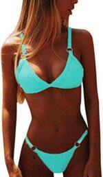CheChury Bikini Mujer Conjuntos Brasileño Sexy b0854j3fvp