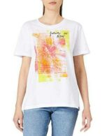 Desigual TS_Amsterdam Camiseta Blanco L para Mujer b08cn5ktf6