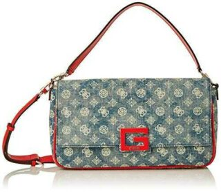 Guess Brightside Large Shoulder Bag BAGS CROSSBODY b08bfw5s9m