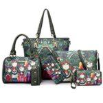 DEERWORD Mujer Shoppers y Bolsos de Hombro Mano b07dfhqbq8
