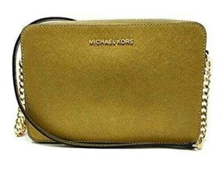 Michael Kors Women's Jet Set Item Crossbody Bag (Old b07ylc3fjk