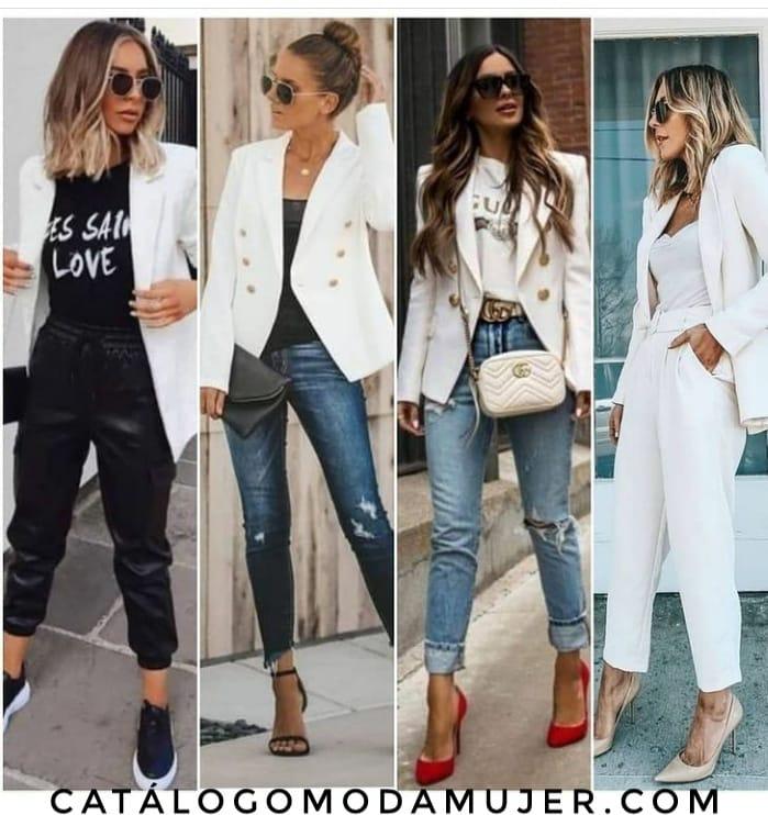 Americanas y Blazers de Moda