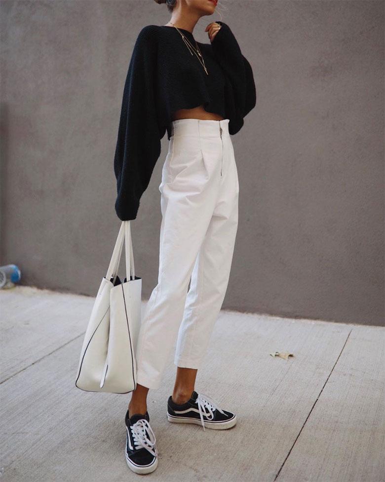 Creando Looks con estilo minimalista