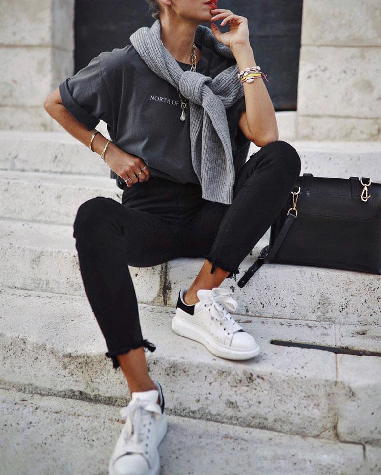 ¿Cómo crear looks con estilo minimalista?