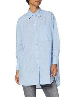 Pimkie PHW20 SSOVIDE Camisola Azul S para Mujer b08cl57ndt