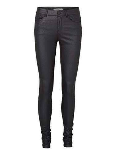 Vero Moda 10138972 Pantalones para mujer negro b00x7vm5q6