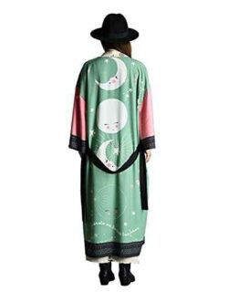 ANABEL LEE Kimono Fases Talla Única. b094nh44bn