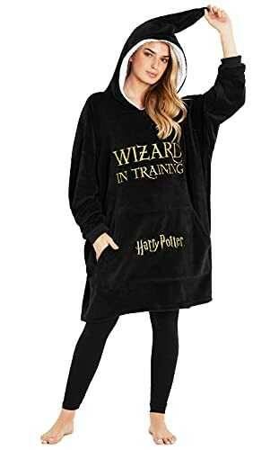 Harry Potter Sudadera Mujer Con Capucha Sudaderas b08p23fy7f