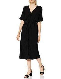 Street One 143003 Vestido Negro 40 para Mujer b093wjr9h1