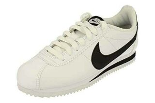 Nike Mujeres Classic Cortez Leather Trainers b097phdgvl