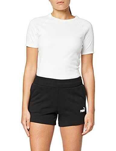 PUMA Essentials SS TR W Pantalones Cortos Mujer b07d5qp54s