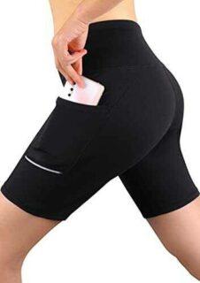 GRAT.UNIC Pantalón Corto Deportivo para Mujer b07dhk9zc7