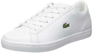 Lacoste Straightset BL 1 SPW Zapatillas Mujer White b01lyi5tqo