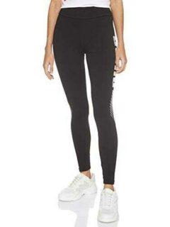 PUMA ESS+ Graphic Leggings Mujer Black S b07mtk895j