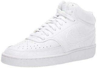 Nike Court Vision Mid Zapatillas Mujer White 36 EU b07nlc5z8f