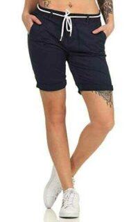 Only Onlparis Reg Long Belt Chino Shorts Pnt b085shxv58